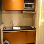 Junior Suite kitchenette